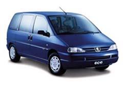 Стекло на Peugeot 806 1994 - 2002