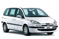 Стекло на Peugeot 807 2002 - 2010
