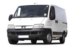 Стекло на Peugeot Boxer 1994-2006