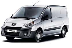 Стекло на Peugeot Expert 1995 - 2007