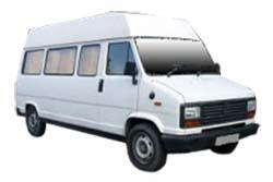 Стекло на Peugeot J5 1981 - 1994
