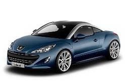 Стекло на Peugeot RCZ 2010 -