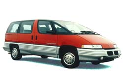 Стекло на Pontiac Trans Sport 1990-1996