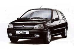 Стекло на Renault Clio 1990-1998_1