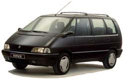 Стекло на Renault Espace 1991 - 1997