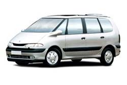 Стекло на Renault Espace 1997 - 2003