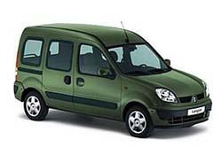 Стекло на Renault Kangoo 1997 - 2007