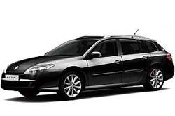 Стекло на Renault Laguna 2007 - Combi