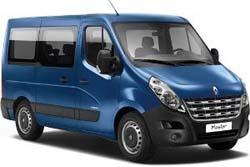 Стекло на Renault Master 2010-