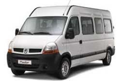 Стекло на Renault Master;Mascott 1997 - 2010