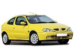 Стекло на Renault Megane 1995-2002