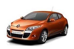 Стекло на Renault Megane 2008 -