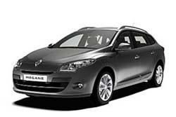 Стекло на Renault Megane;Fluence 2008 - Combi