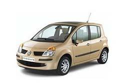 Стекло на Renault Modus 2004 -_1