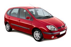 Стекло на Renault Scenic 1996-2003