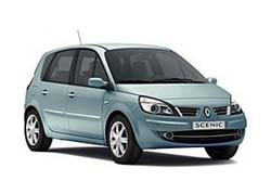 Стекло на Renault Scenic 2003-2009