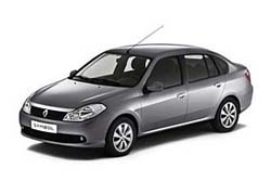 Стекло на Renault Symbol;Thalia 2008 - 2012