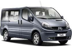 Стекло на Renault Trafic 2001 - 2013