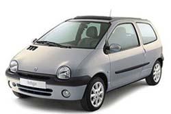 Стекло на Renault Twingo 1992-2007