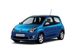 Стекло на Renault Twingo 2007 - 2013