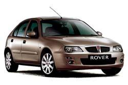 Стекло на Rover 200;25;MG ZR 1995 - 2005 Hatch