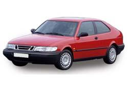 Стекло на Saab 900 1994 - 1998