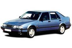 Стекло на Saab 9000 1985 - 1998 Sedan