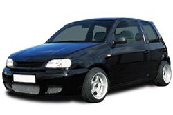 Стекло на Seat Arosa 1997 - 2004