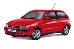 Стекло на Seat Ibiza;Cordoba 1999 - 2002 Hatch