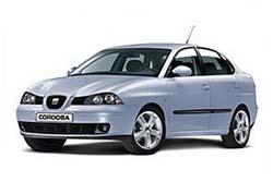 Стекло на Seat Ibiza;Cordoba 2002 - 2008 Sedan