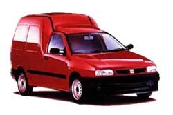 Стекло на Seat Ibiza;Cordoba;Inca 1993 - 1999 VAN
