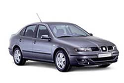 Стекло на Seat Toledo;Leon 1998 - 2005 Sedan