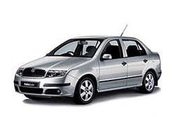 Стекло на Skoda Fabia 1999 - 2007 Sedan
