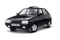 Стекло на Skoda Favorit;Forman 1987 - 1994 Hatch_1
