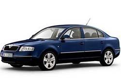 Стекло на Skoda Superb 2002 - 2008 Sedan