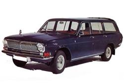 Стекло на GAZ 24;3102;3110;31105 (Волга) 1970 - 2009 Combi