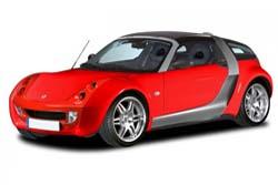 Стекло на Smart Roadster 2003 - 2006 Coupe