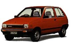 Стекло на Suzuki Alto 1984 - 1994 Hatch