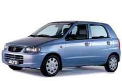 Стекло на Suzuki Alto 2002 - 2006