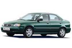 Стекло на Suzuki Baleno 1995 - 2002 Sedan