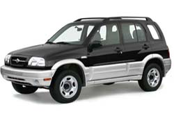 Стекло на Suzuki Grand Vitara 1998-2004