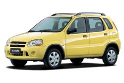 Стекло на Suzuki Ignis 2000 - 2003