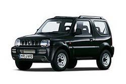 Стекло на Suzuki Jimny 1998 -