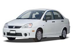 Стекло на Suzuki Liana;Aerio 2001 - 2007 Sedan_1