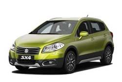 Стекло на Suzuki SX4 S-Cross 2013-