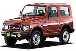 Стекло на Suzuki Samurai;Jimny;Santana 1981-1998