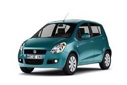 Стекло на Suzuki Splash 2008 -