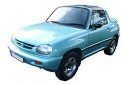 Стекло на Suzuki Vitara X90 1996 - 1998