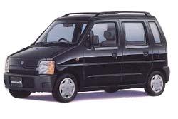 Стекло на Suzuki Wagon R+ 1997 - 2000