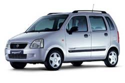 Стекло на Suzuki Wagon R+ 2000 - 2006